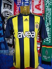 Adidas fenerbahce istanbul-caballeros Home Jersey hogar camiseta-an8120 azul//amarillo