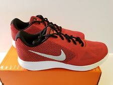 finest selection b2041 e4352 Nike Revolution 3 Size 11.5 Running Mens Shoes Red Silver 819300-601