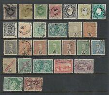 Portuguese India Lot, 1882 to 1913