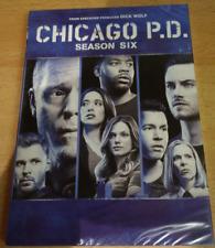 Chicago PD Season Six 6  ( 2019 DVD SET ) FREE SHIPPING