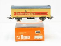 HO Scale Lima 3118 Schweppes Tonic Water Refrigerator Van European Freight #2416