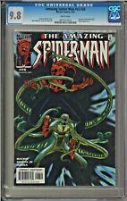 Amazing Spider-Man #v2 #26 #467 CGC 9.8 White Squid app