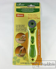 CLOVER - Rotary Cutter Tool - 28mm - Left or Right Handed - High Quality