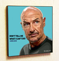John Locke LOST Painting Decor Print Wall Art Poster Canvas pop Style