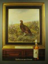 1978 The Famous Grouse Scotch Ad - Quality in an Age of Change