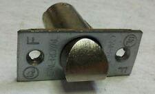 """CAL-ROYAL SPRING LATCH 2 3/4"""" STAINLESS STEEL SQUARE CORNERS 234-SL-UL-26D"""