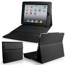 Econoled Leather Case with Built-in Bluethooth Keyboard for Apple 1st Generation