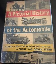 A Pictorial History of the Automobile