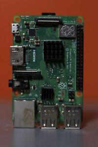 Raspberry Pi 3 Model B Broadcom 2837 ARMv8 64bit 1.2GHz 1GB RAM WiFi Single-Boa…