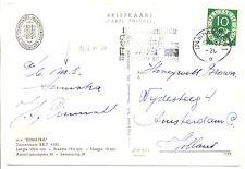 NEDERLAND-S.M.N. 1952 = M.S.SUMATRA  = AK SHIP  FROM HAMBURG