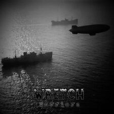 WRETCH - Warriors (NEW*US CLEVELAND METAL COMEBACK*SHOK PARIS*BREAKER*ATTACKER)