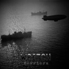 Wretch-Warriors (NEW * us Cleveland METAL ricongiungimento * SHOK Parigi * Breaker * Attacker)