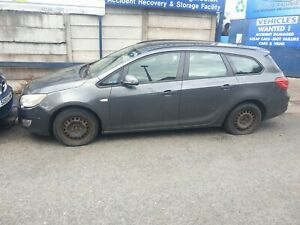 VAUXHALL ASTRA ESTATE 1.7 CDTI 6 SPEED  2004 BREAKING FULL CAR A17DTC A17DTJ M32