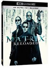 Matrix Reloaded (4K Ultra HD + Blu-Ray Disc)