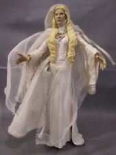 """Lord of the Rings """"GALADRIEL"""" Lady Light Action Figure Complete Marvel Toy Biz"""