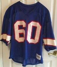 Jefferson Georgia Football Jersey, Vintage, Collectible, Blue