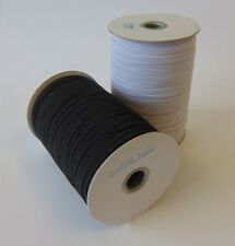 6 cord ELASTIC WHITE CRAFTS SEWING DRESS MAKING 5 METRE ONLY 99p New
