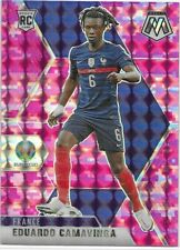 2021 Panini Mosaic UEFA Soccer Rookie Insert Parallel RC SP You Choose Player!!!