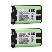 2x 1000mAh Battery For Panasonic HHR-P104 HHRP104 Cordless Phone Type 29 3.6Volt