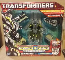 Transformers 2009 Power Core Combiners Bombshock + Combaticons
