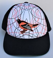 Baltimore Orioles YOUTH Baseball Cap Hat MLB Adjustable Snapback Structured