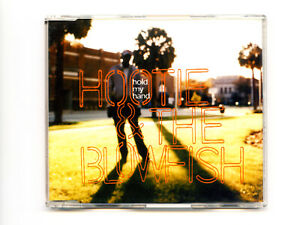Hootie & The Blowfish – Hold My Hand – CD Maxi-Single – Atlantic – 1994 – Mint