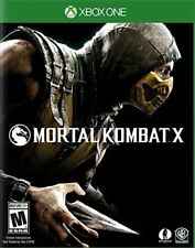 Mortal Kombat X (Xbox One Game) *VERY GOOD CONDITION*