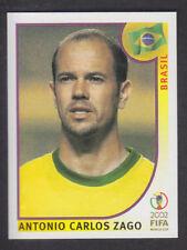 Panini - Korea Japan 2002 World Cup - # 173 Antonio Zago - Brasil