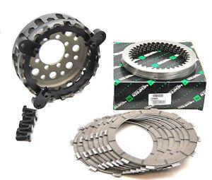 NEW Ducati 1098 1198 clutch tool basket clutchbasket friction plates SET
