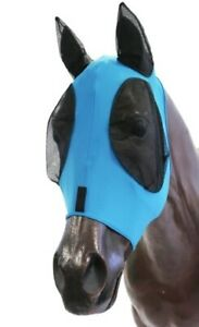Lycra Pull On Fly Mask