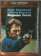 MAGNUM FORCE CLINT EASTWOOD COLLECTION SNAPCASE (2001) DVD NEW SEALED