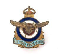 VINTAGE AIR FORCE ASSOCIATION ENAMEL BADGE. No 39992
