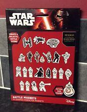 Star Wars The Force Awakens Fridge Magnets - Pack of 24 Magnets - PP2681SW