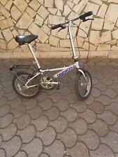 "Bici Daewoo Shuttle ""16 no Brompton Dahon bici pieghevoli folding bike"