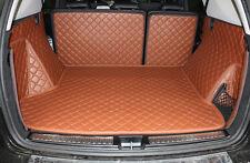 Cargo Trunk Boot Liner Carpet For Mercedes-Benz ML Class 2005-2010 Waterproof
