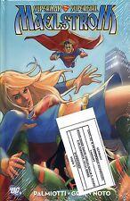 SUPERMAN/SUPERGIRL: MAELSTROM HC deutsch (US 1-5) VARIANT-HARDCOVER lim.111 Ex.