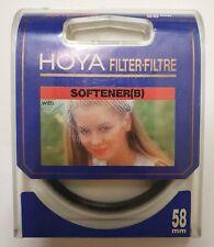 HOYA 58mm Softener B Filter