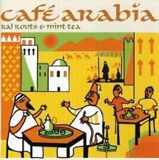 Cafe Arabia: Rai Roots and Mint Tea [CD]