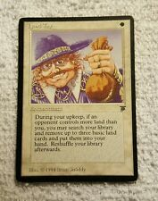 Land Tax from Legends Magic the Gathering MTG