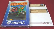 C64: The Official FROGGER-Sierra 1984