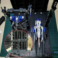 Mechanical Chain Action Base Nest Parts for MG 1/100 Gundam Model W/Decals Kit