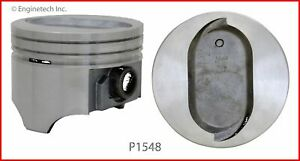 Piston For Select 68-78 Ford Lincoln Mercury Models P1548(1)STD