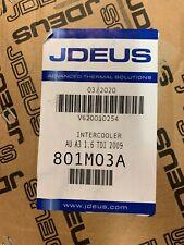 JDEUS 801M03A Intercooler Radiator Volkswagon Audi Group