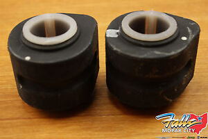 2001-2007 Chrysler Town & Country Dodge Caravan Pair of Sway Bar Bushings Mopar