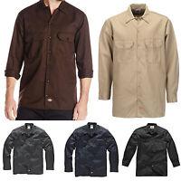 Dickies - Long/S Work Shirt Arbeitshemd Hemden