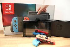 Sonderangebot Nintendo Switch Konsole - Neon-Rot/Neon-Blau