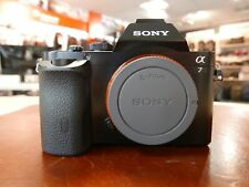 Used Sony A7 Body (1798 actuations) - 1 YEAR GTEE