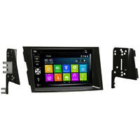DVD GPS Navigation Multimedia Radio and Dash Kit for Subaru Outback 2013