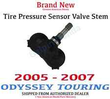 2005 - 2007 Honda Odyssey Genuine OEM Tire Pressure Sensor Valve Stem - TPMS