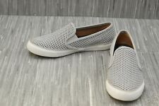 **Sperry Seaside Perf STS95717 Slip On Comfort Shoes, Women's Size 6 M, Gray